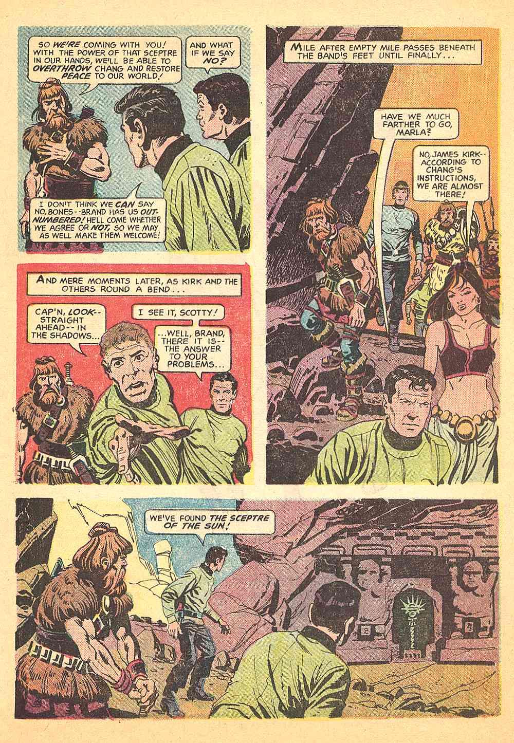 Star Trek (1967) Issue #10 #10 - English 18