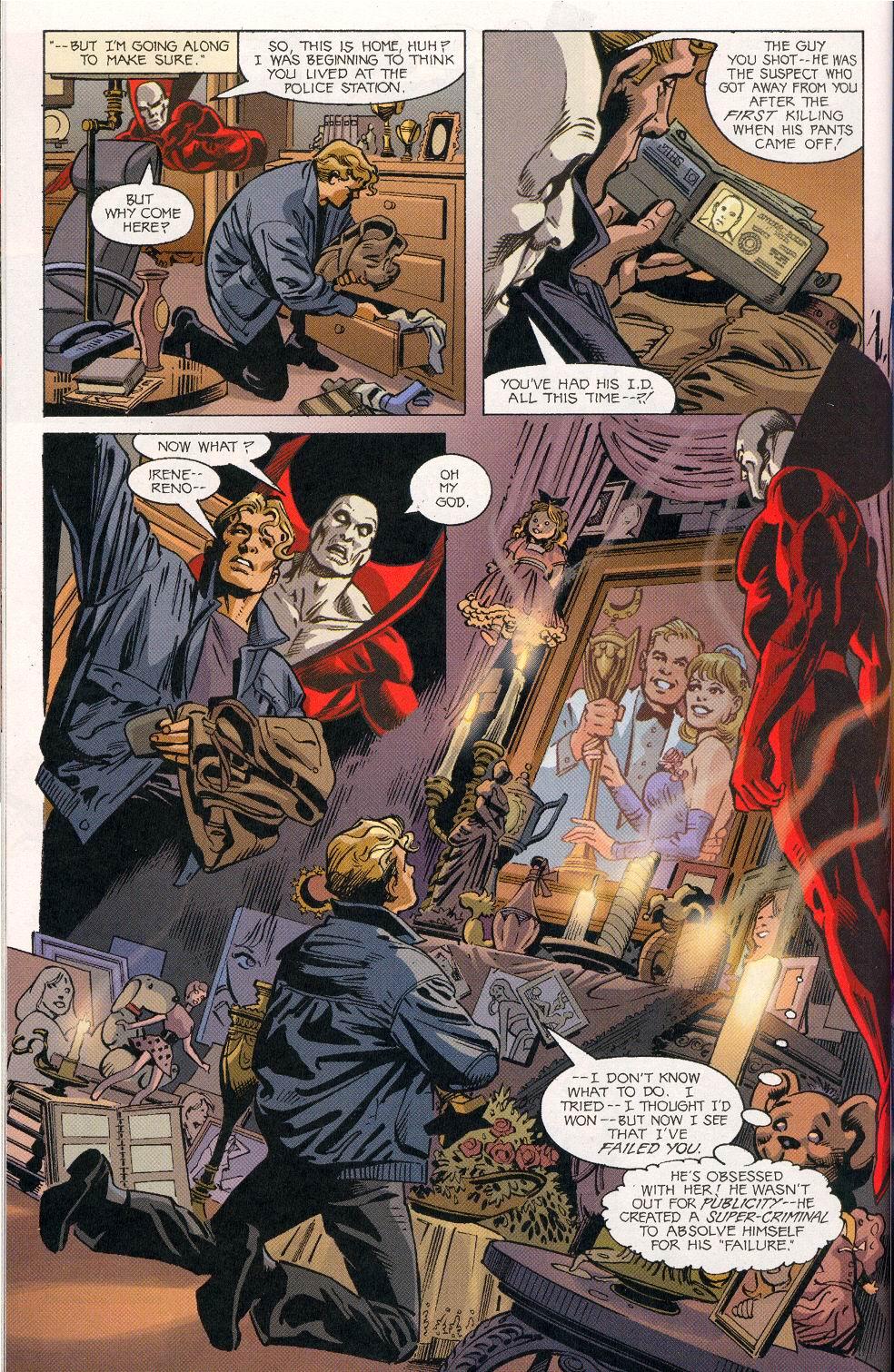 Read online Deadman (2002) comic -  Issue #6 - 19
