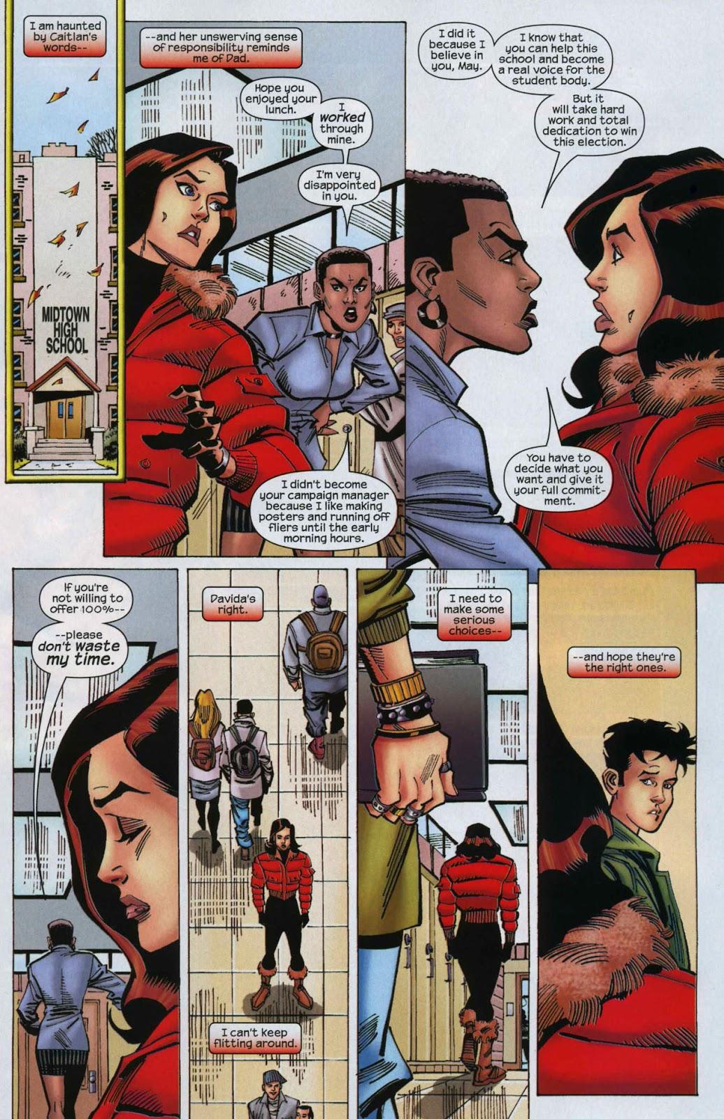 Amazing Spider-Girl Issue #3 #4 - English 13