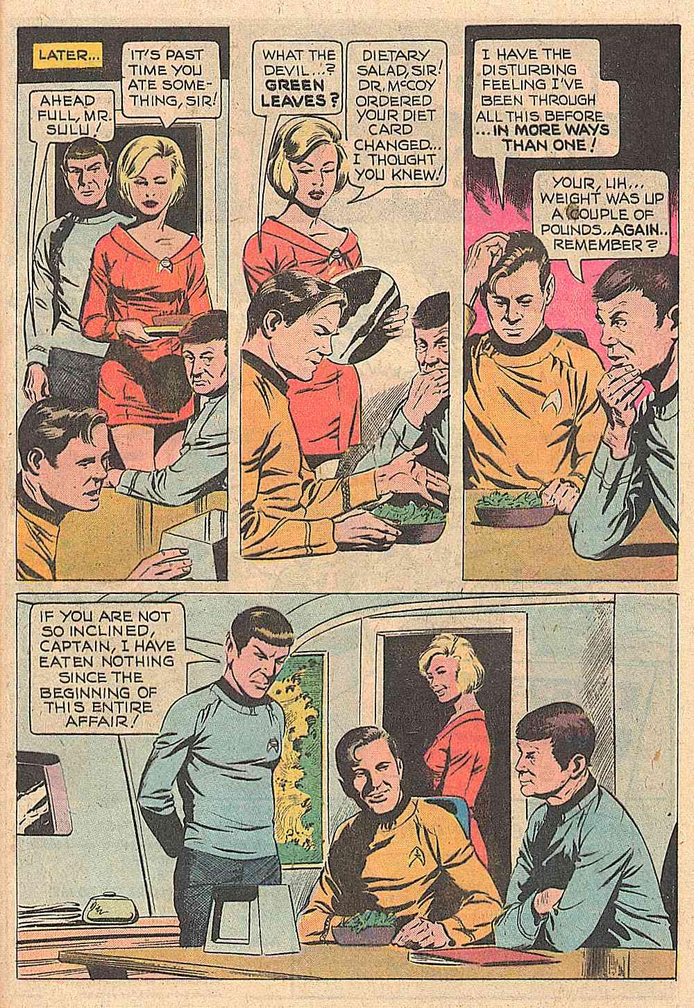 Star Trek (1967) #47 #47 - English 24