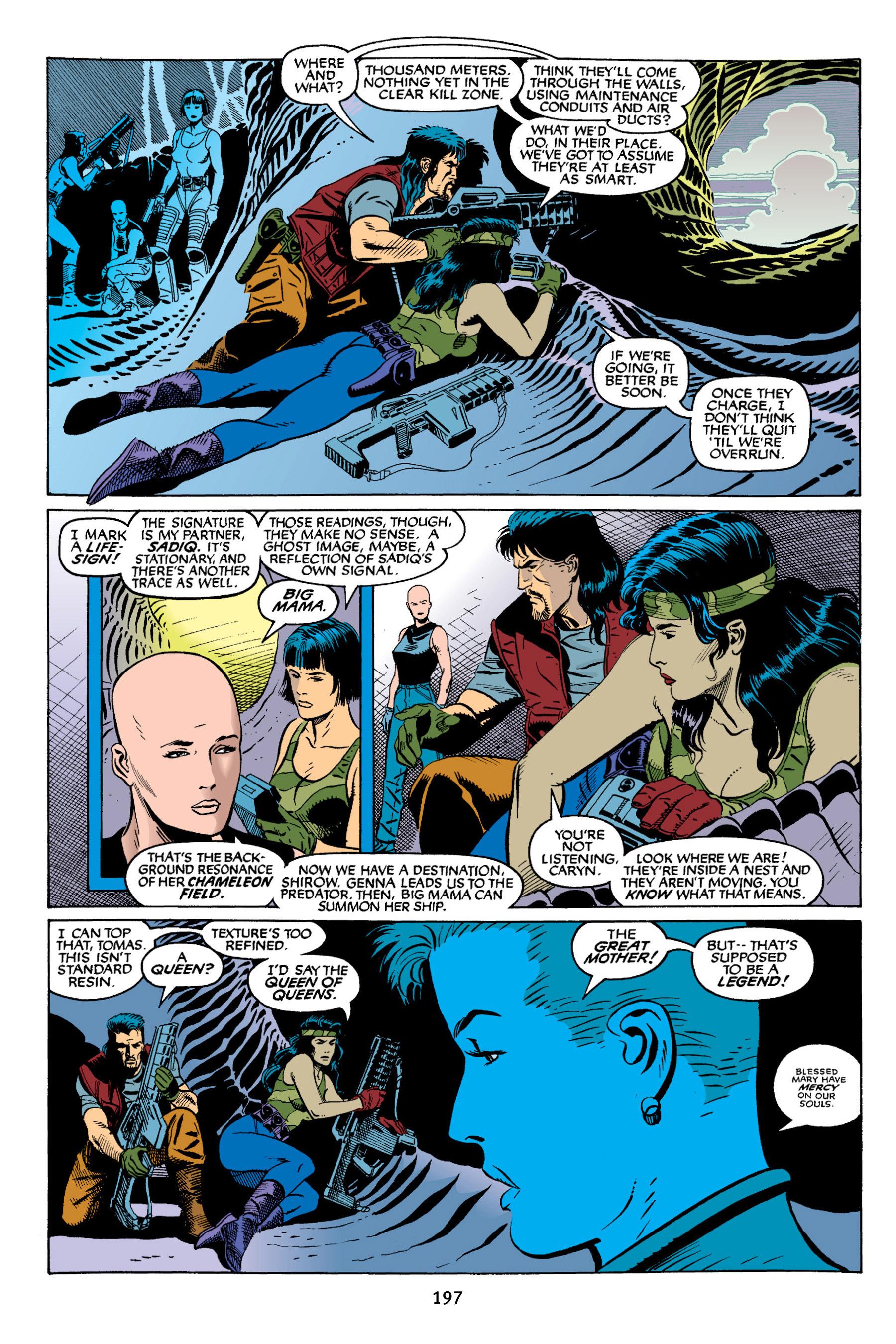 Aliens vs. Predator Omnibus _TPB_2_Part_2 Page 83