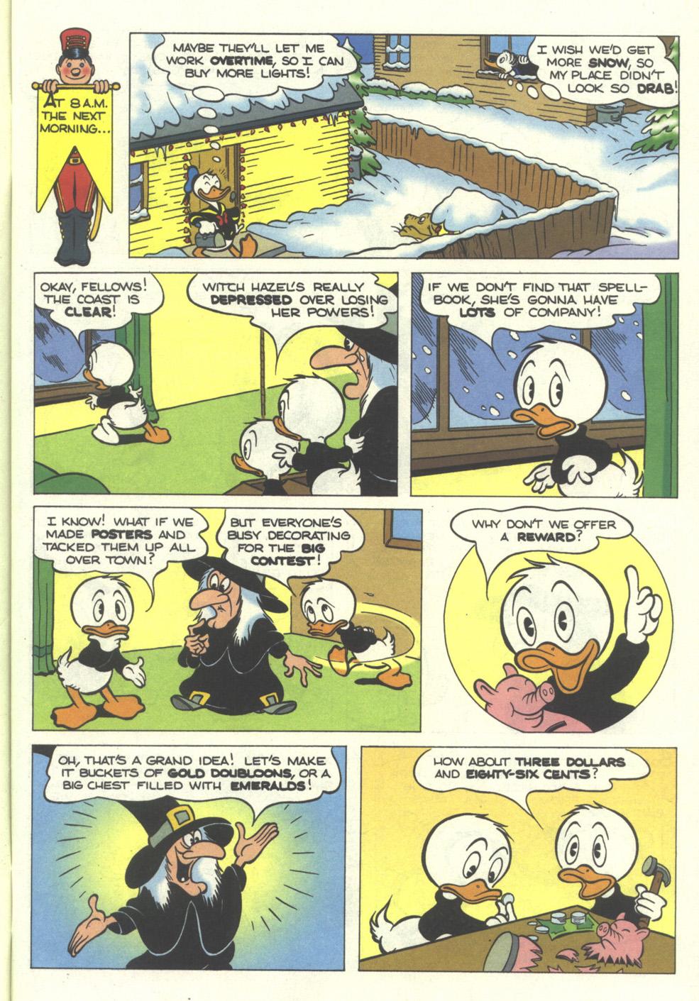 Walt Disney's Donald Duck Adventures (1987) Issue #30 #30 - English 13
