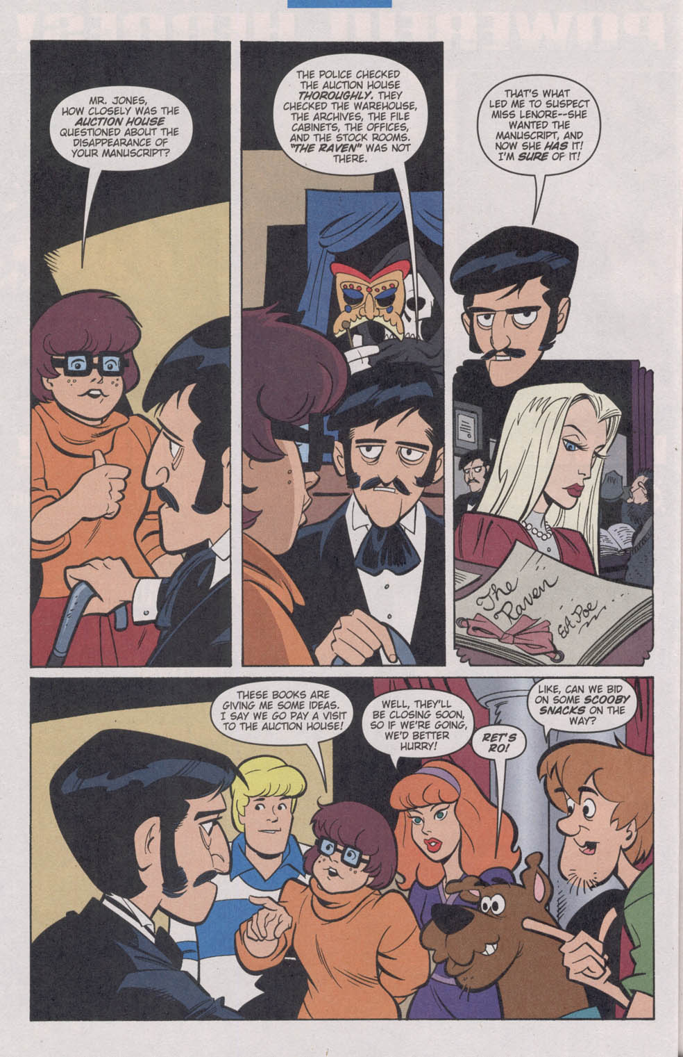 Read online Scooby-Doo (1997) comic -  Issue #80 - 26