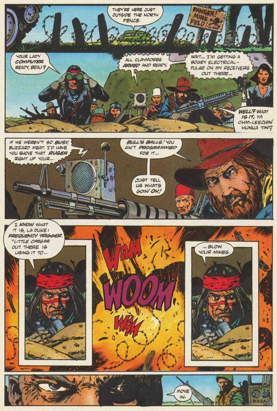 Read online Scout comic -  Issue #10 - 8