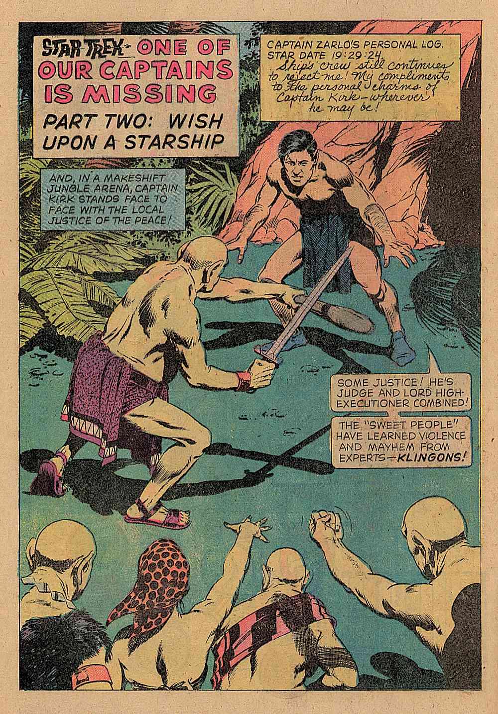 Star Trek (1967) Issue #38 #38 - English 14