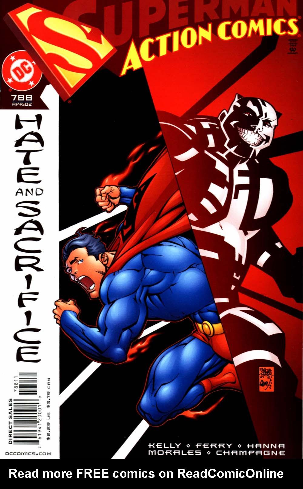 Action Comics (1938) 788 Page 1