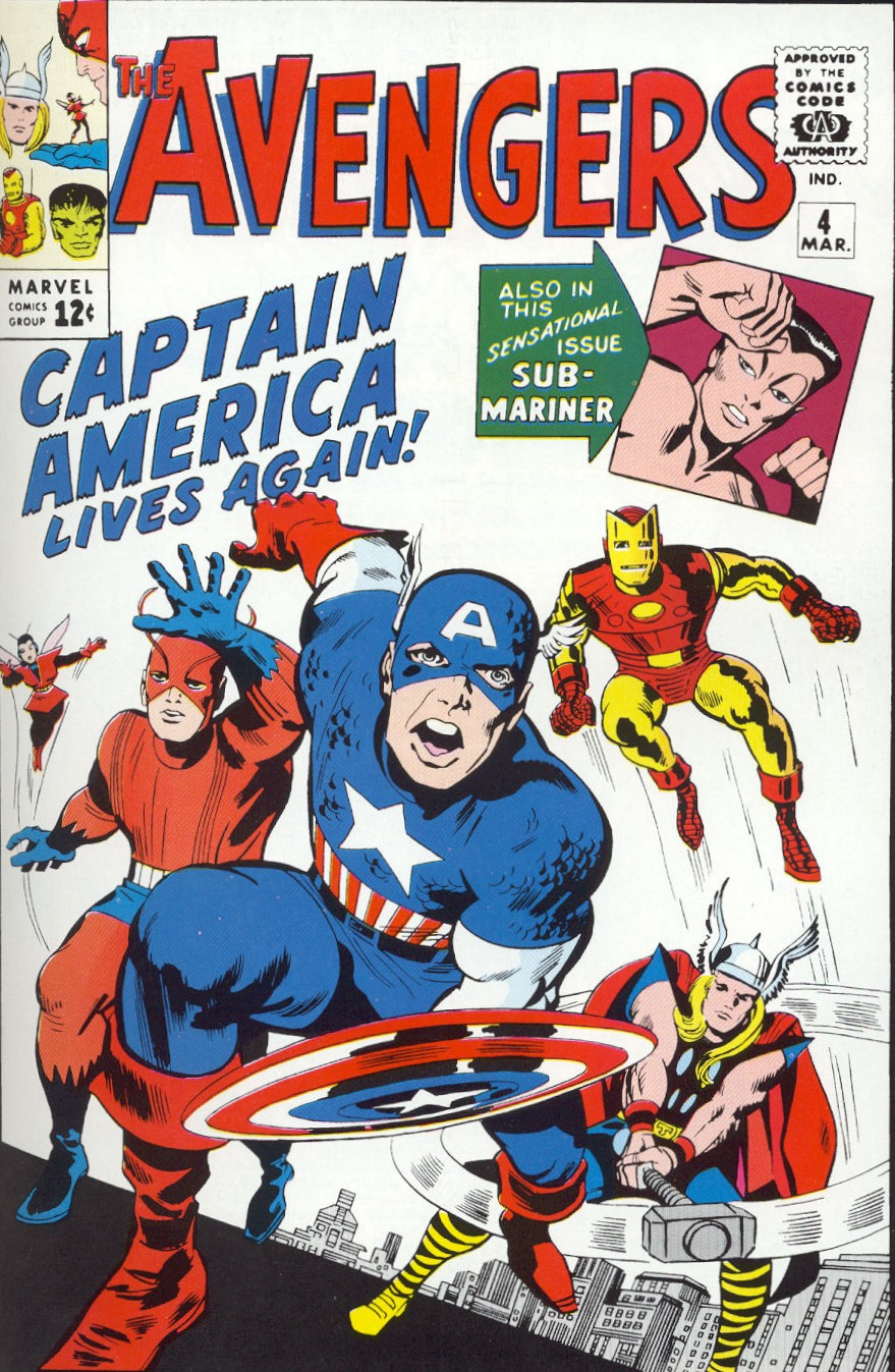 The Avengers (1963) 4 Page 1