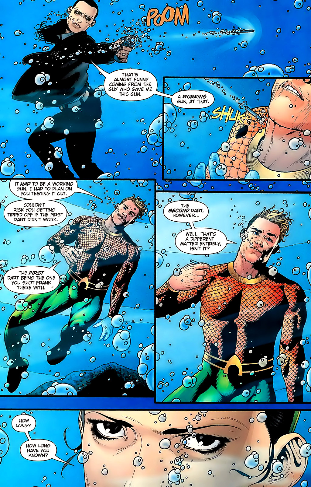 Aquaman (2003) Issue #31 #31 - English 15