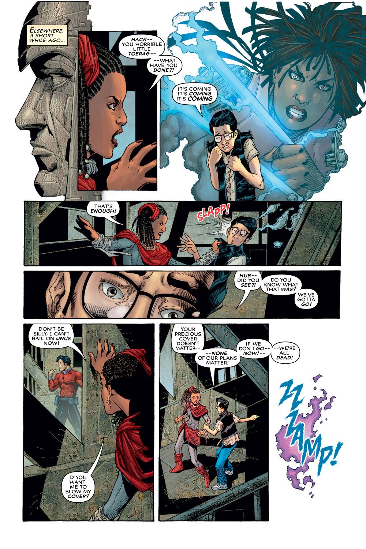 Excalibur (2004) Issue #3 #3 - English 8