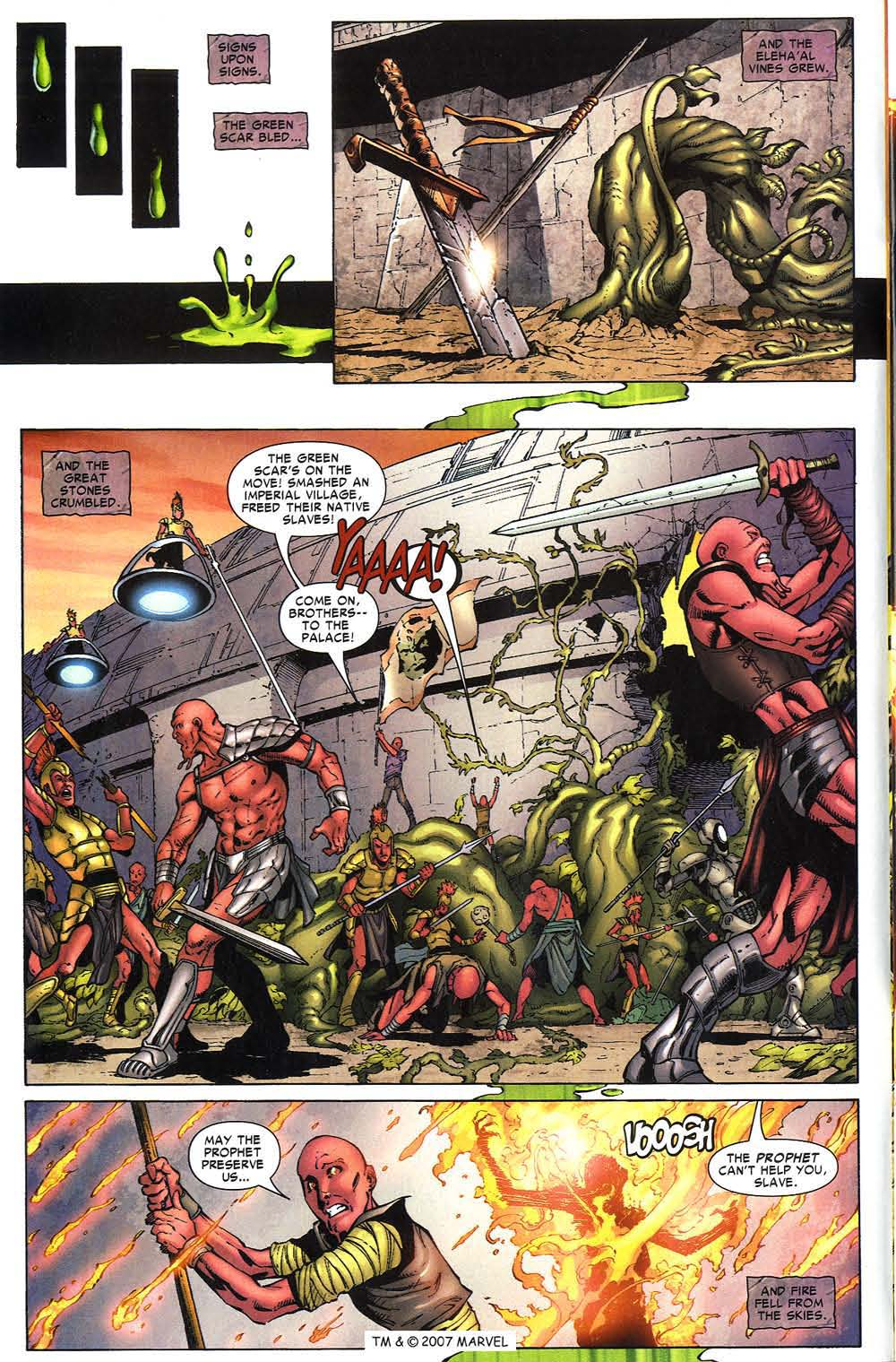Read online The Incredible Hulk (2000) comic -  Issue #97 - 4