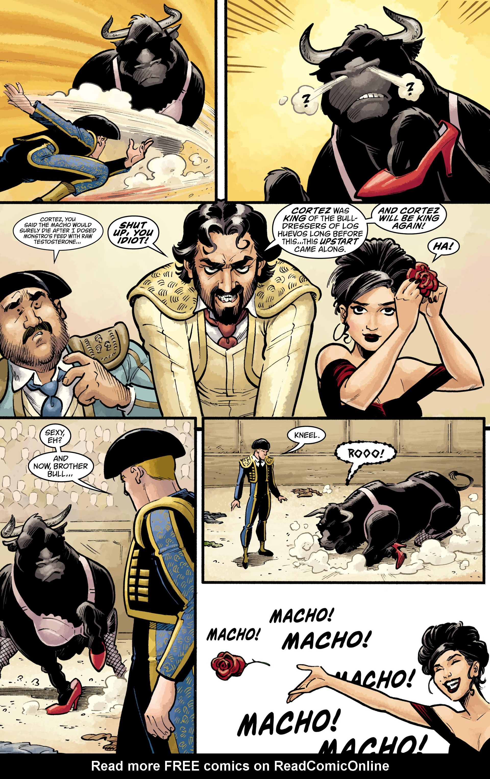 Read online Seaguy: The Slaves of Mickey Eye comic -  Issue #2 - 18