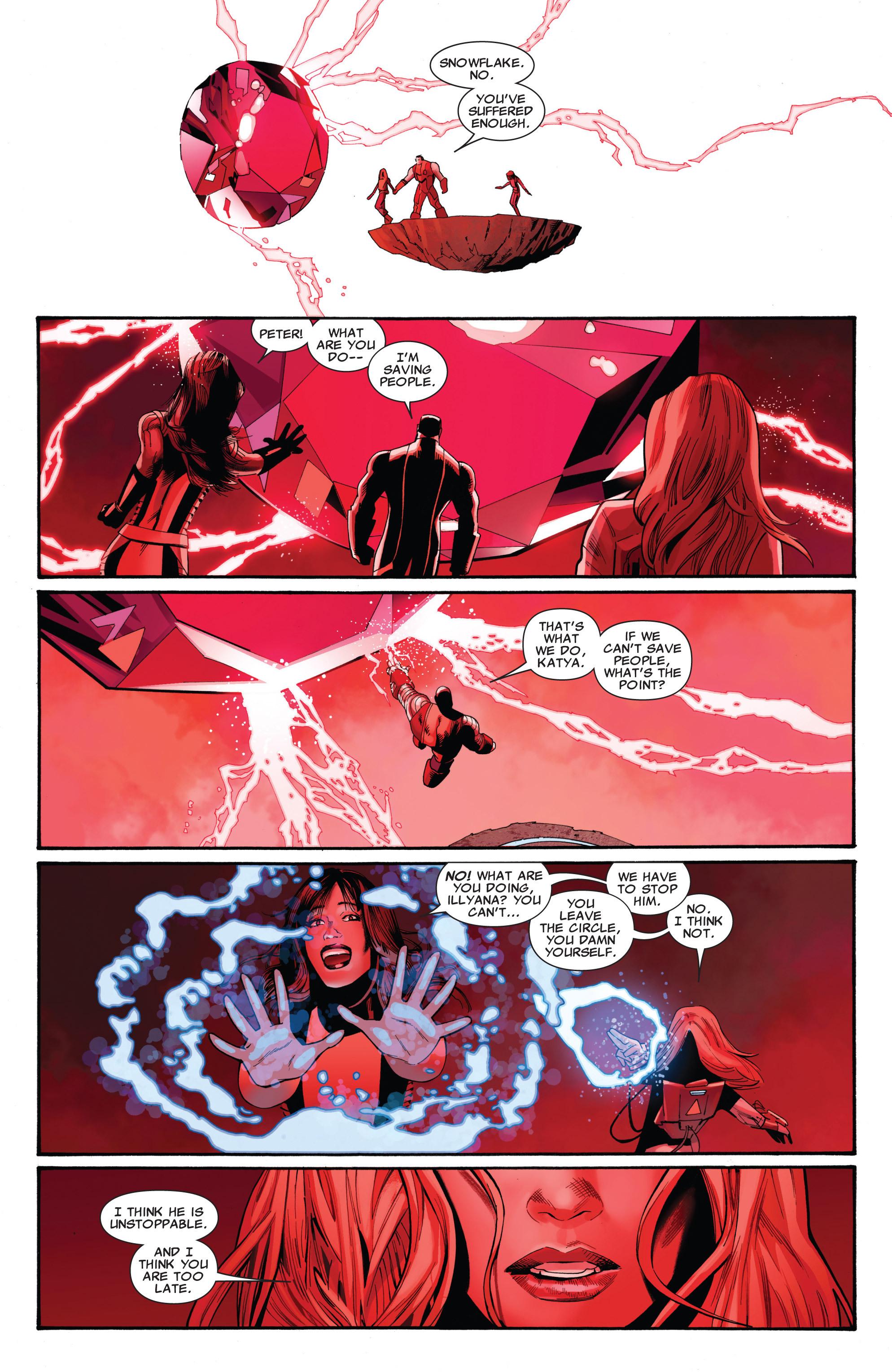 Uncanny X-Men (1963) 542 Page 19