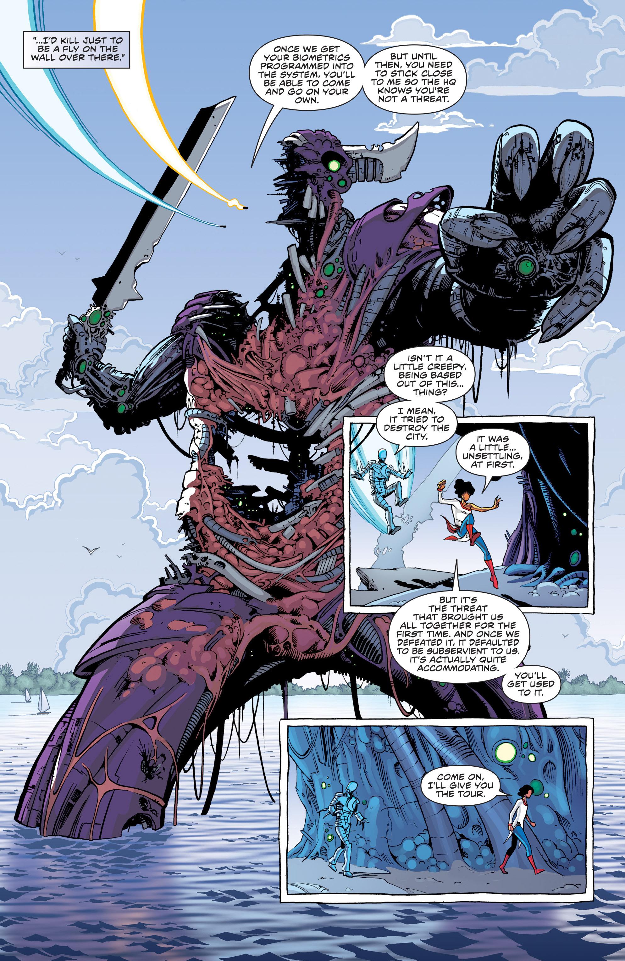 Read online Secret Identities comic -  Issue #1 - 25
