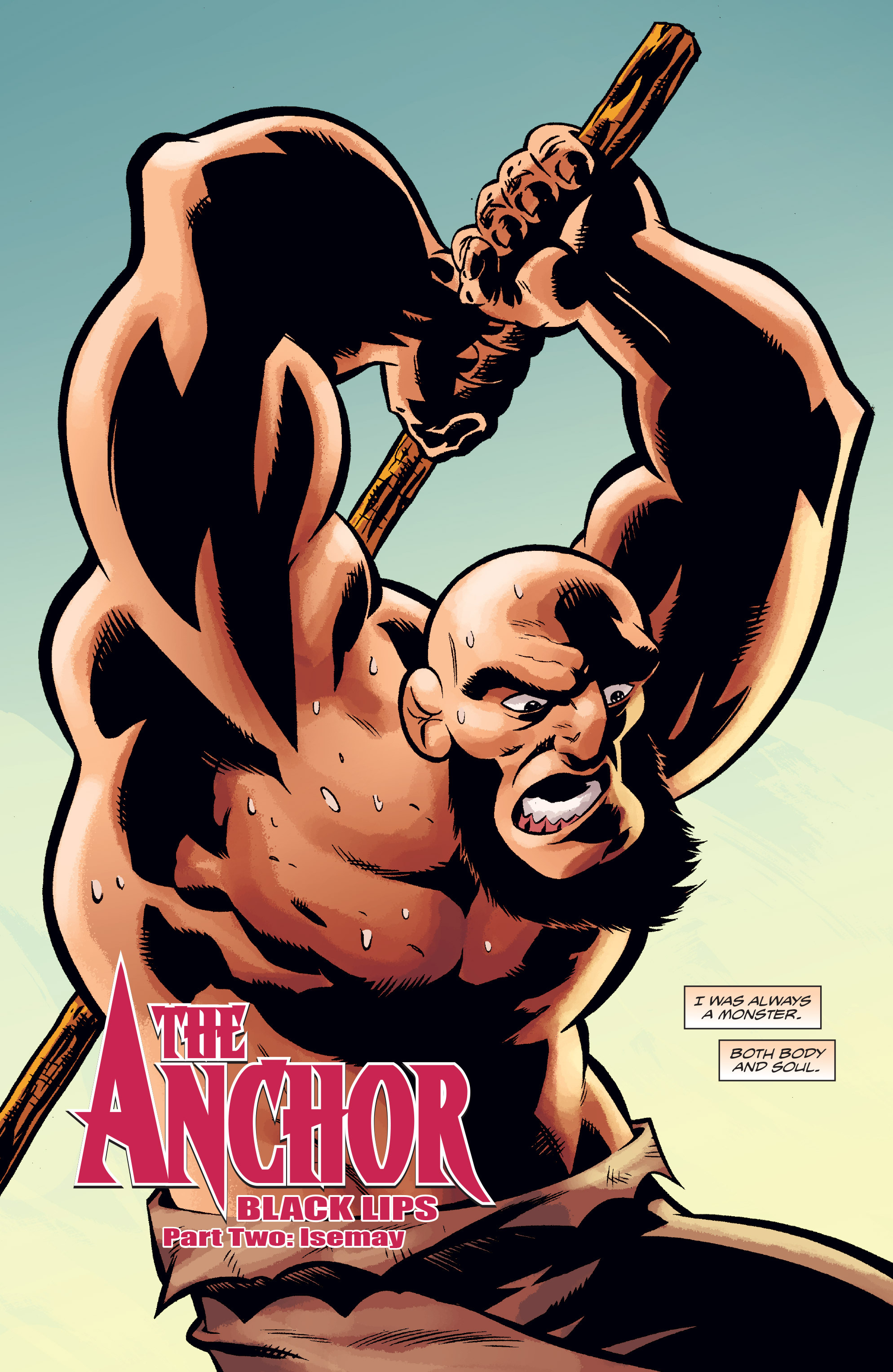 Read online The Anchor comic -  Issue # TPB 2 - 29