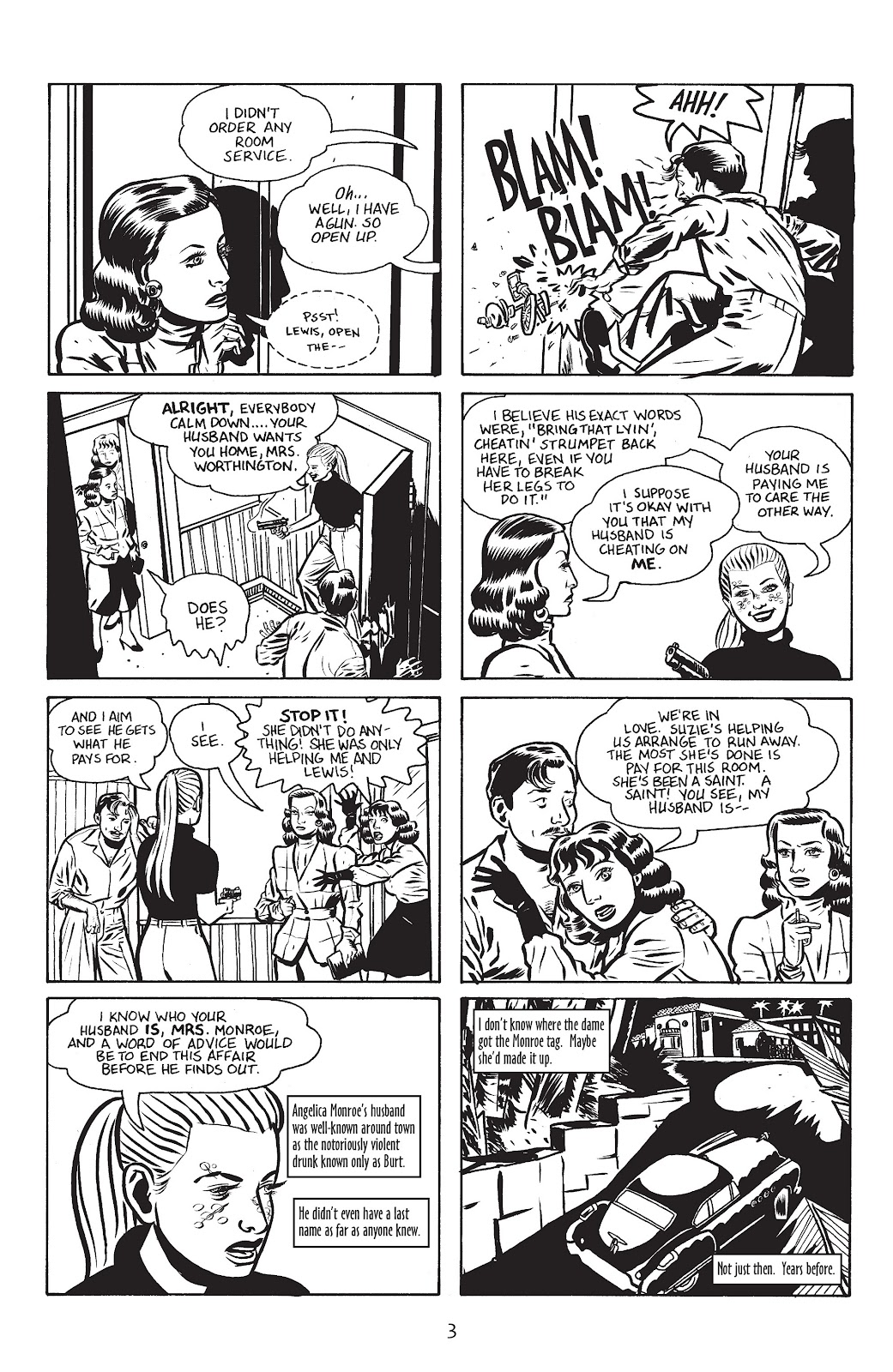 Stray Bullets Issue #18 #18 - English 5