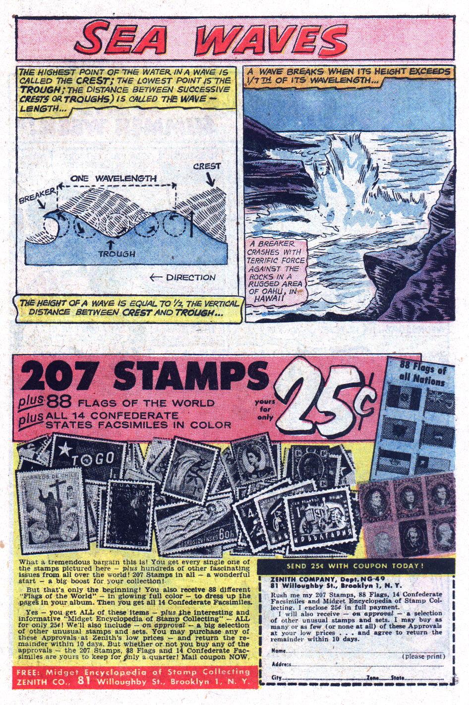 Read online Sea Devils comic -  Issue #13 - 27