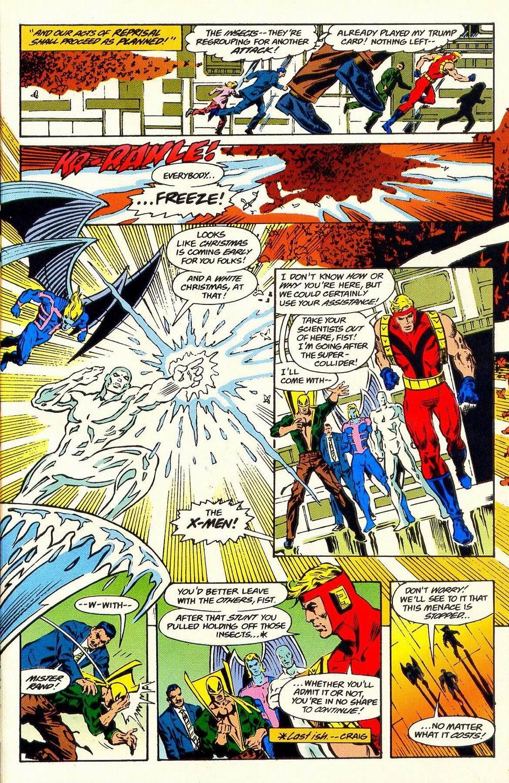 Read online Secret Defenders comic -  Issue #19 - 12
