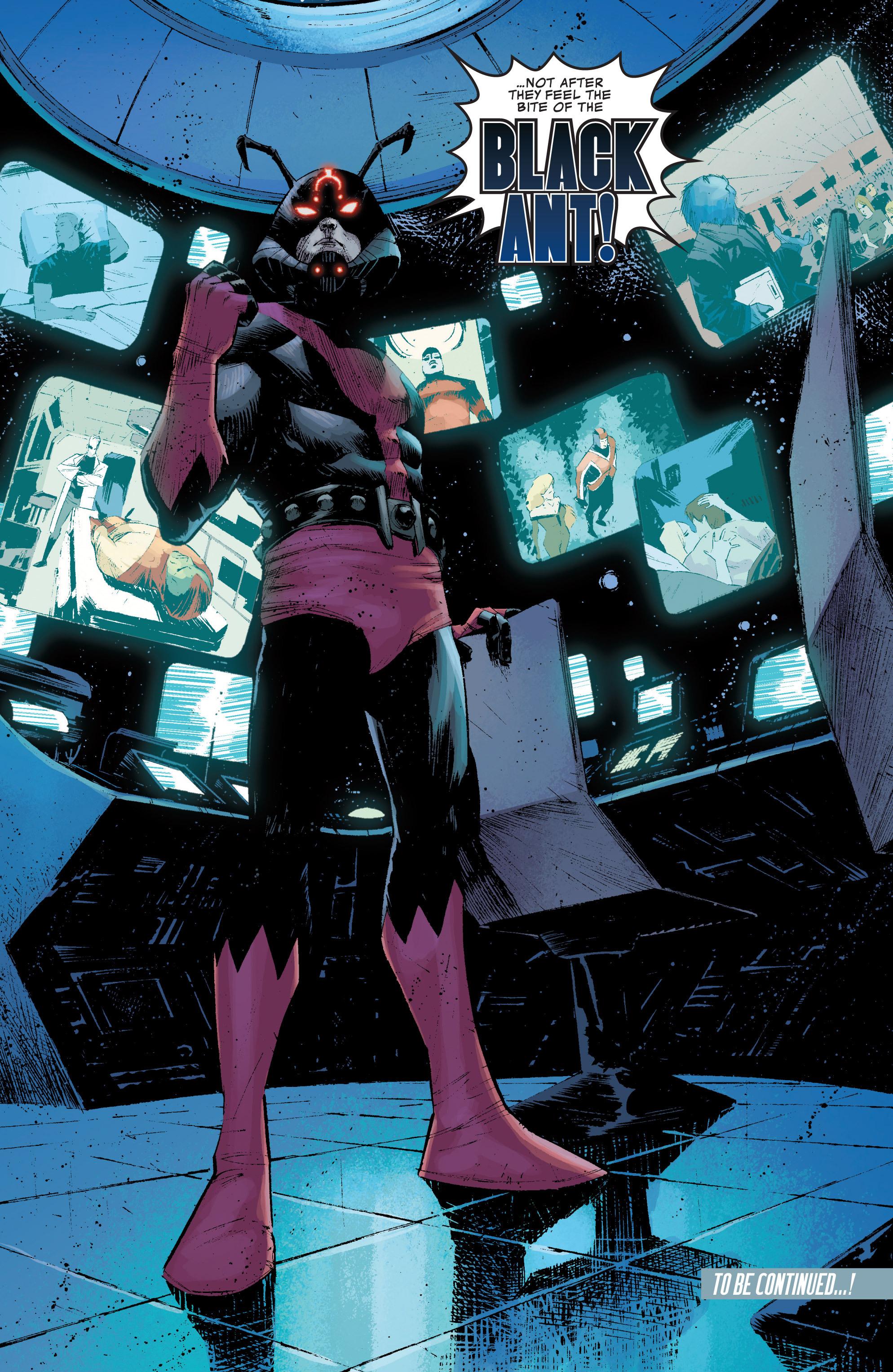 Read online Secret Avengers (2010) comic -  Issue #32 - 23