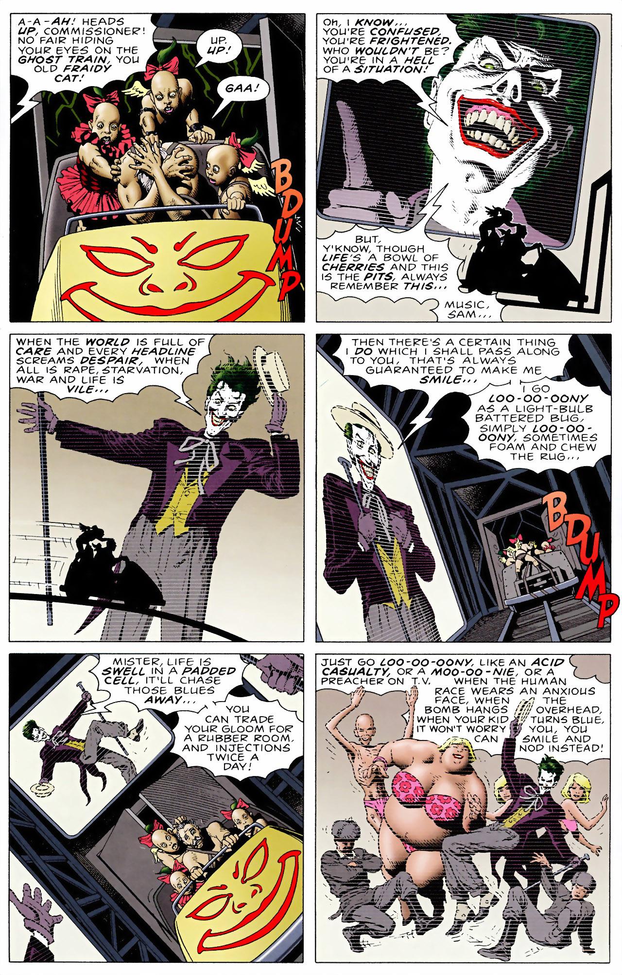 Batman: The Killing Joke chap 1 pic 30