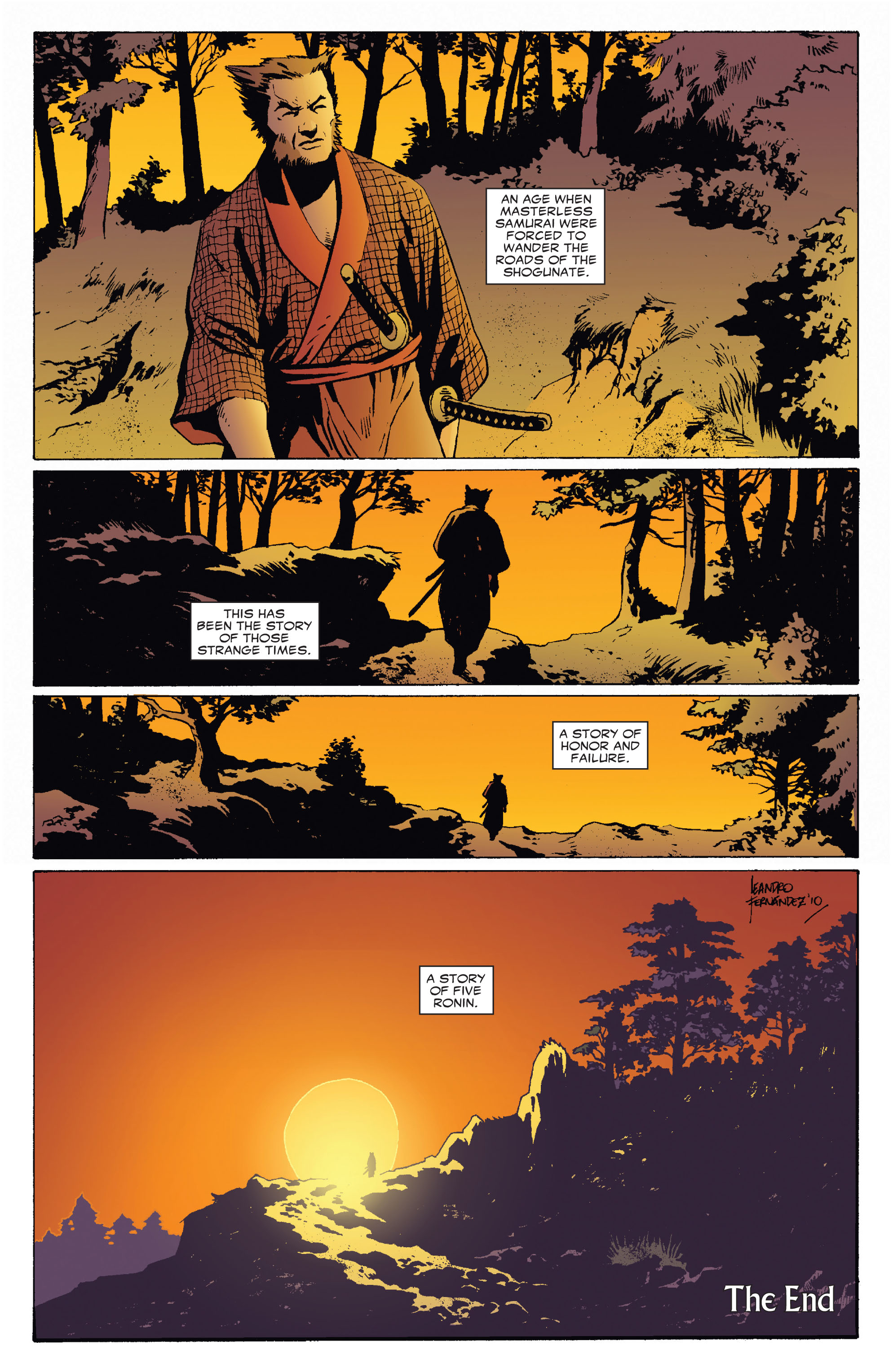 5 Ronin (2011) 5 Page 23