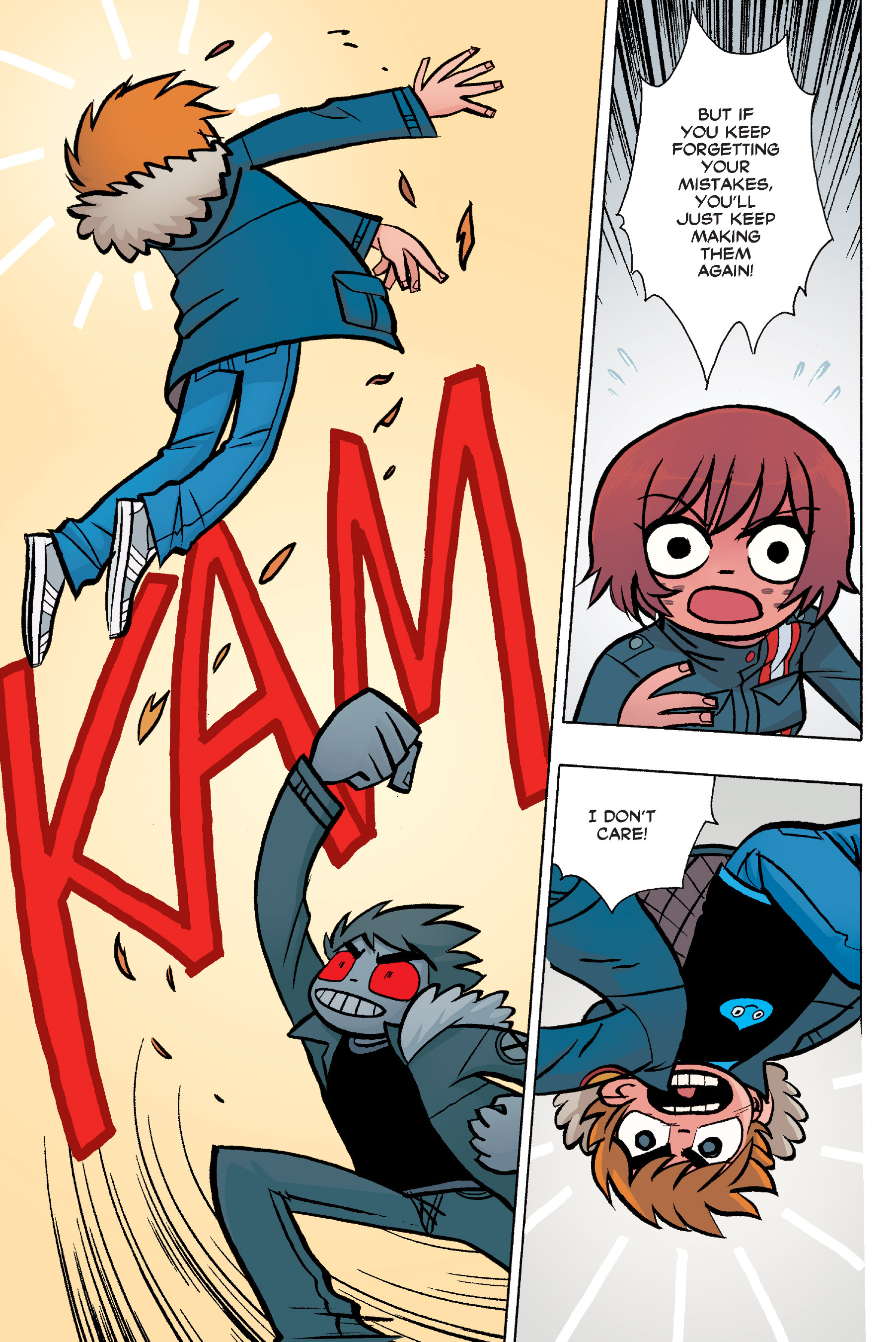 Read online Scott Pilgrim comic -  Issue #6 - 80