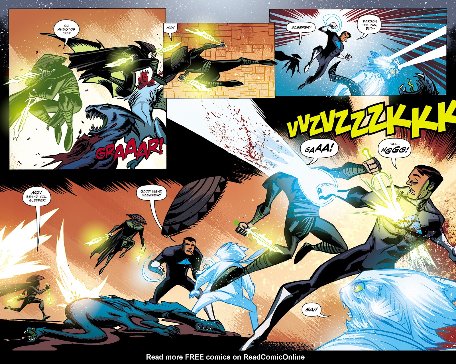 The Victories (2013) Issue #14 Page 7