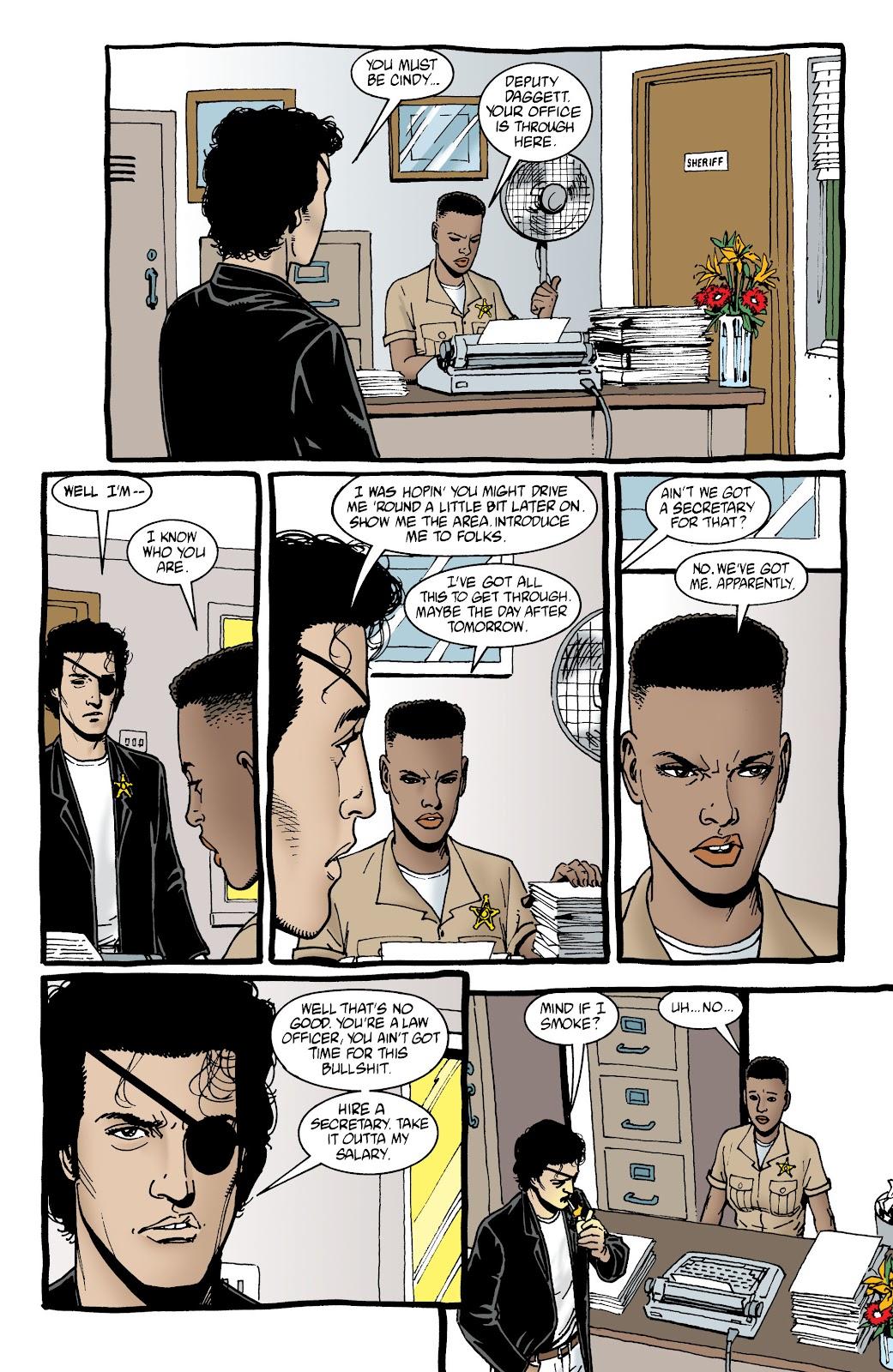 Preacher Issue #42 #51 - English 8