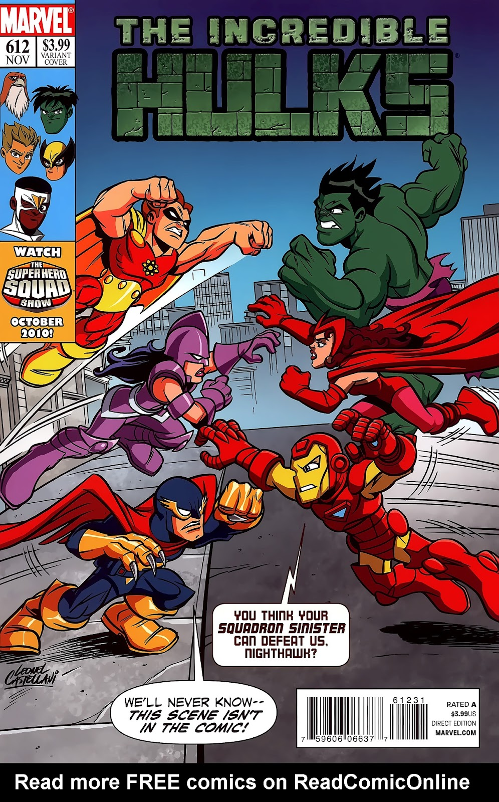 Incredible Hulks (2010) Issue #612 #2 - English 2