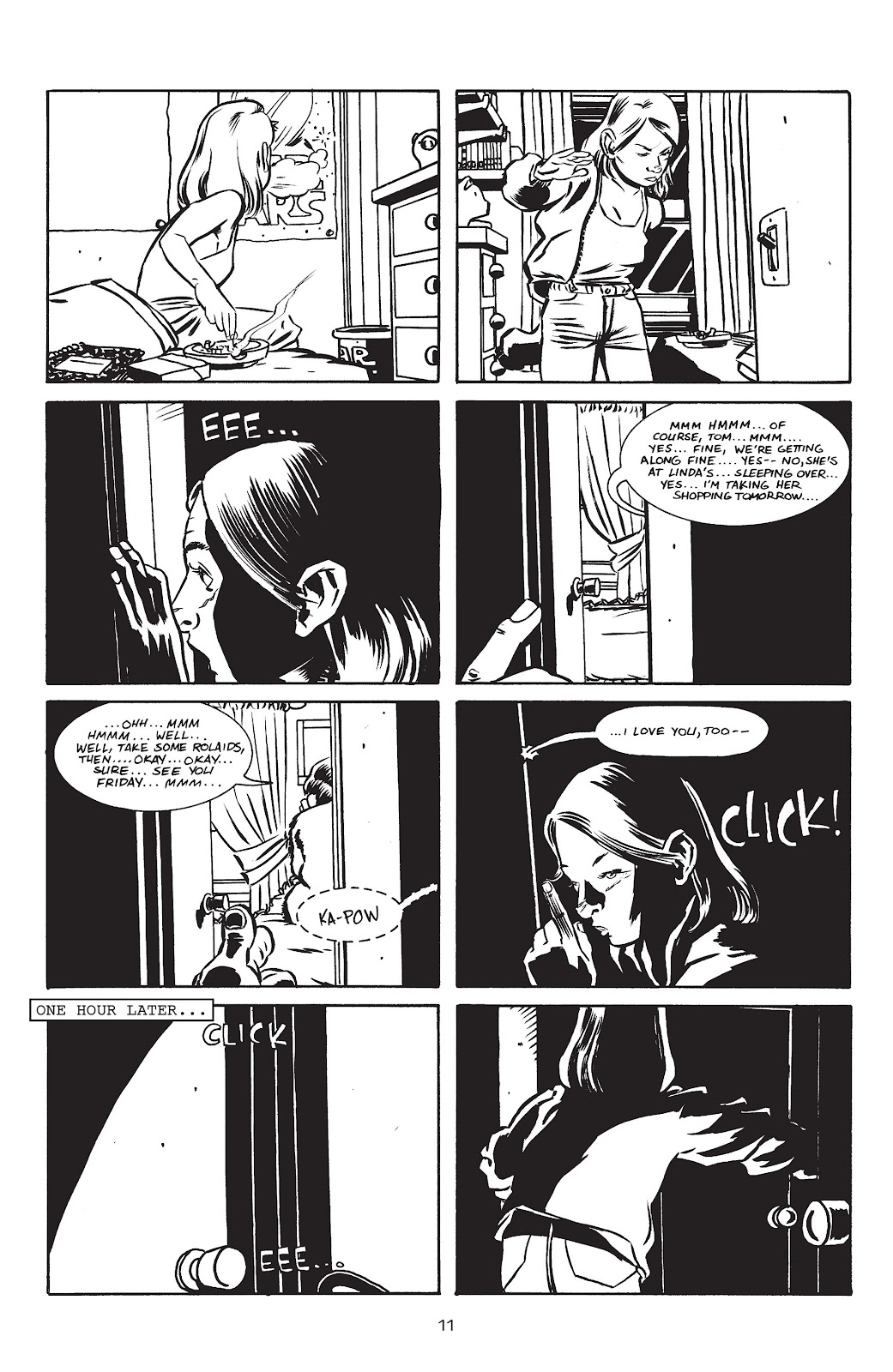 Stray Bullets Issue #7 #7 - English 13