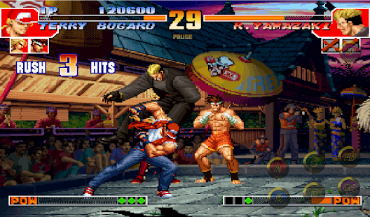 THE KING OF FIGHTERS Android Game