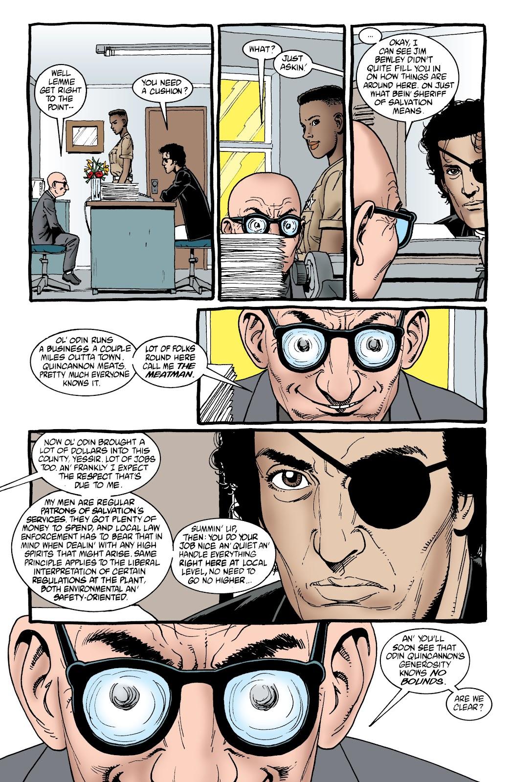 Preacher Issue #42 #51 - English 10