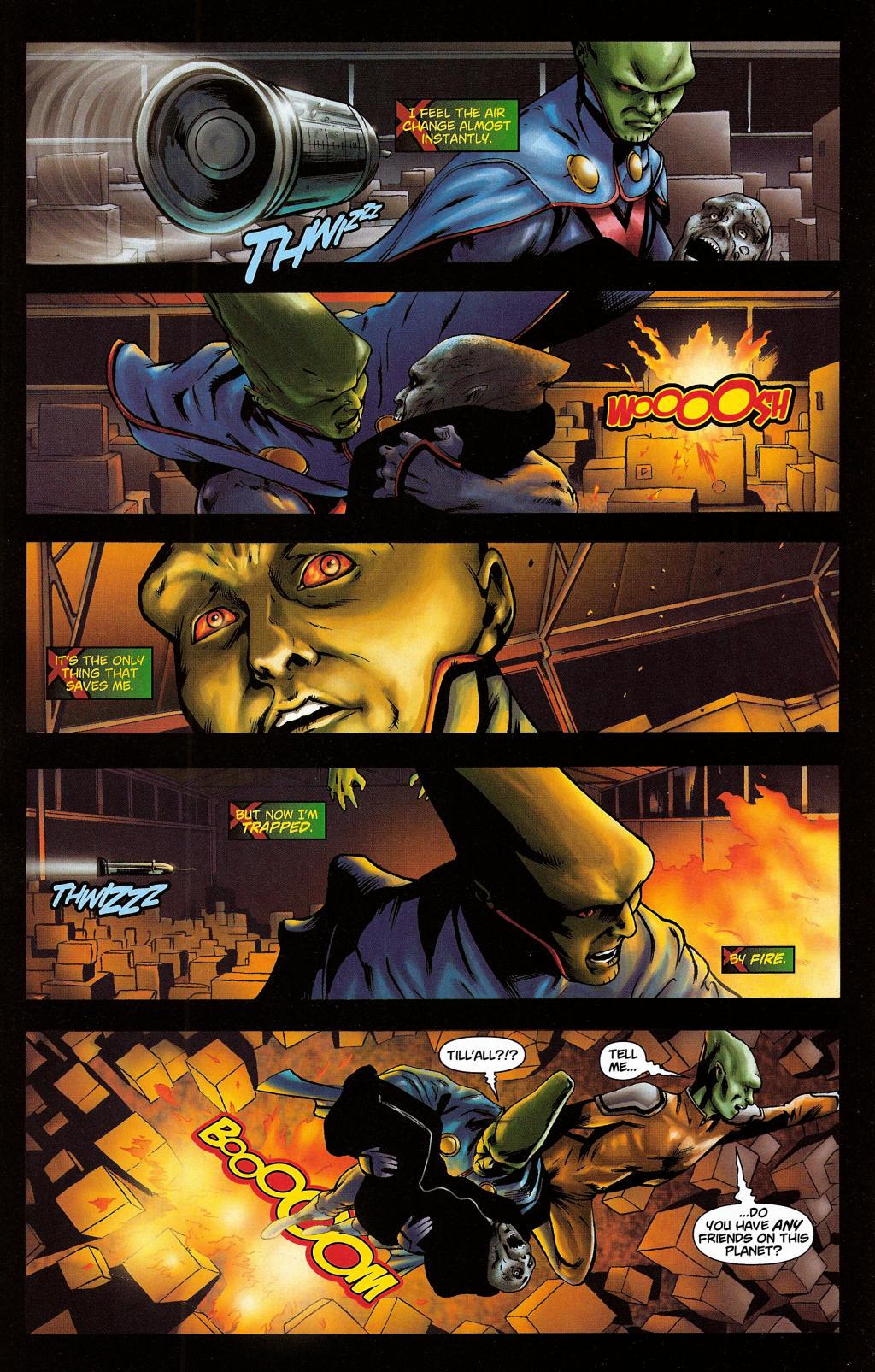 Read online Martian Manhunter (2006) comic -  Issue #5 - 18
