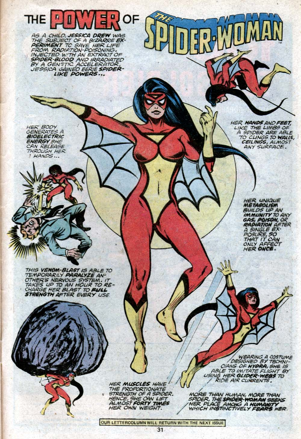 Spider-Woman (1978) #11 #40 - English 20