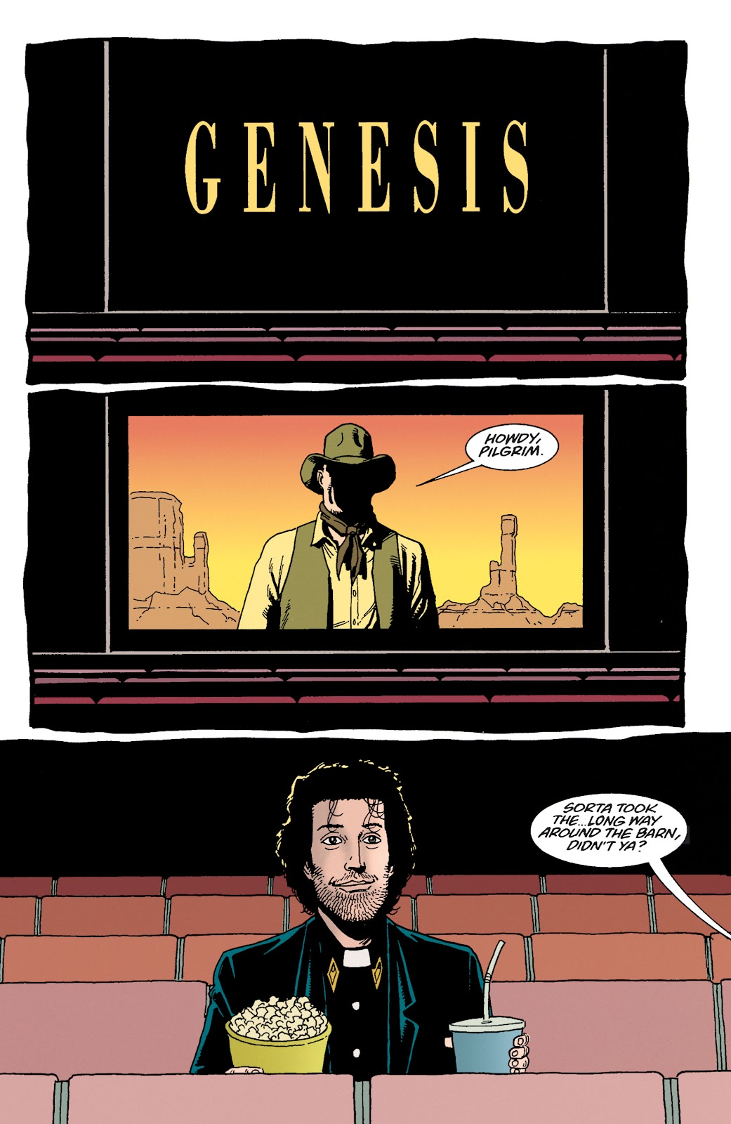 Preacher Issue #32 #41 - English 8