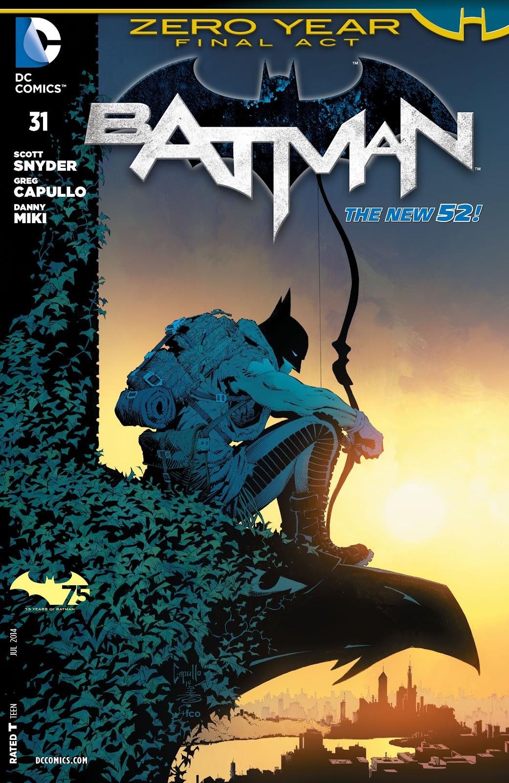 Batman (2011) Issue #31 #50 - English 1