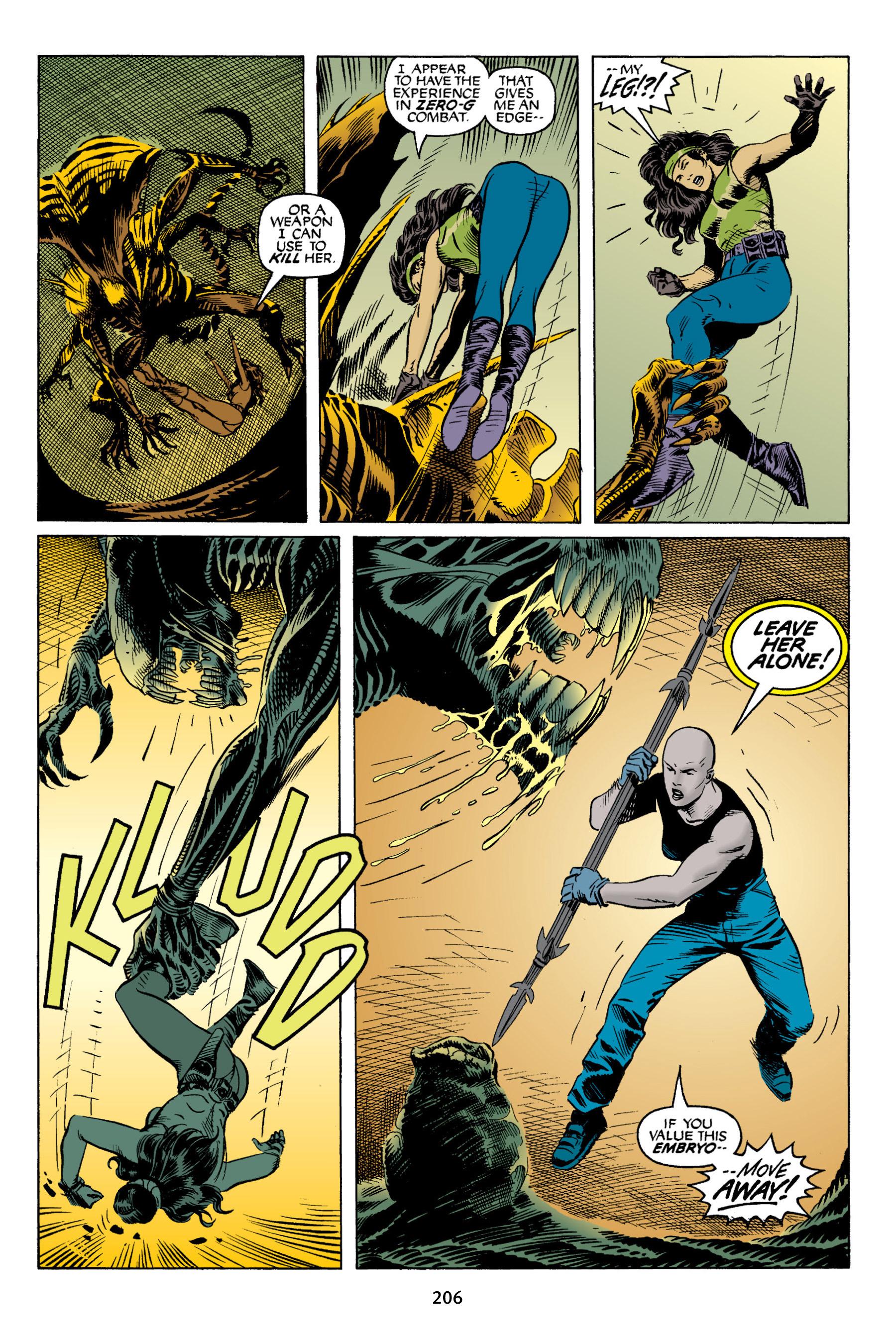 Aliens vs. Predator Omnibus _TPB_2_Part_2 Page 92