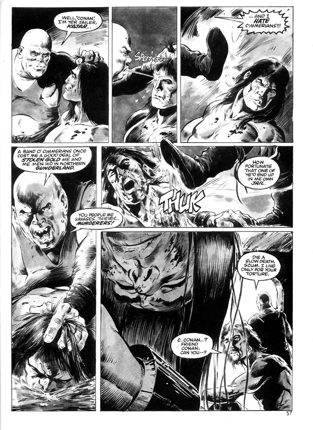 The Savage Sword Of Conan Issue #91 #92 - English 53
