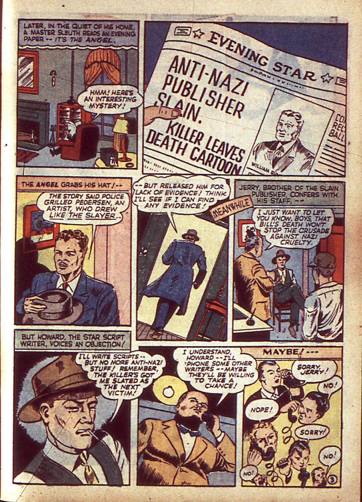 Sub-Mariner Comics Issue #3 #3 - English 50