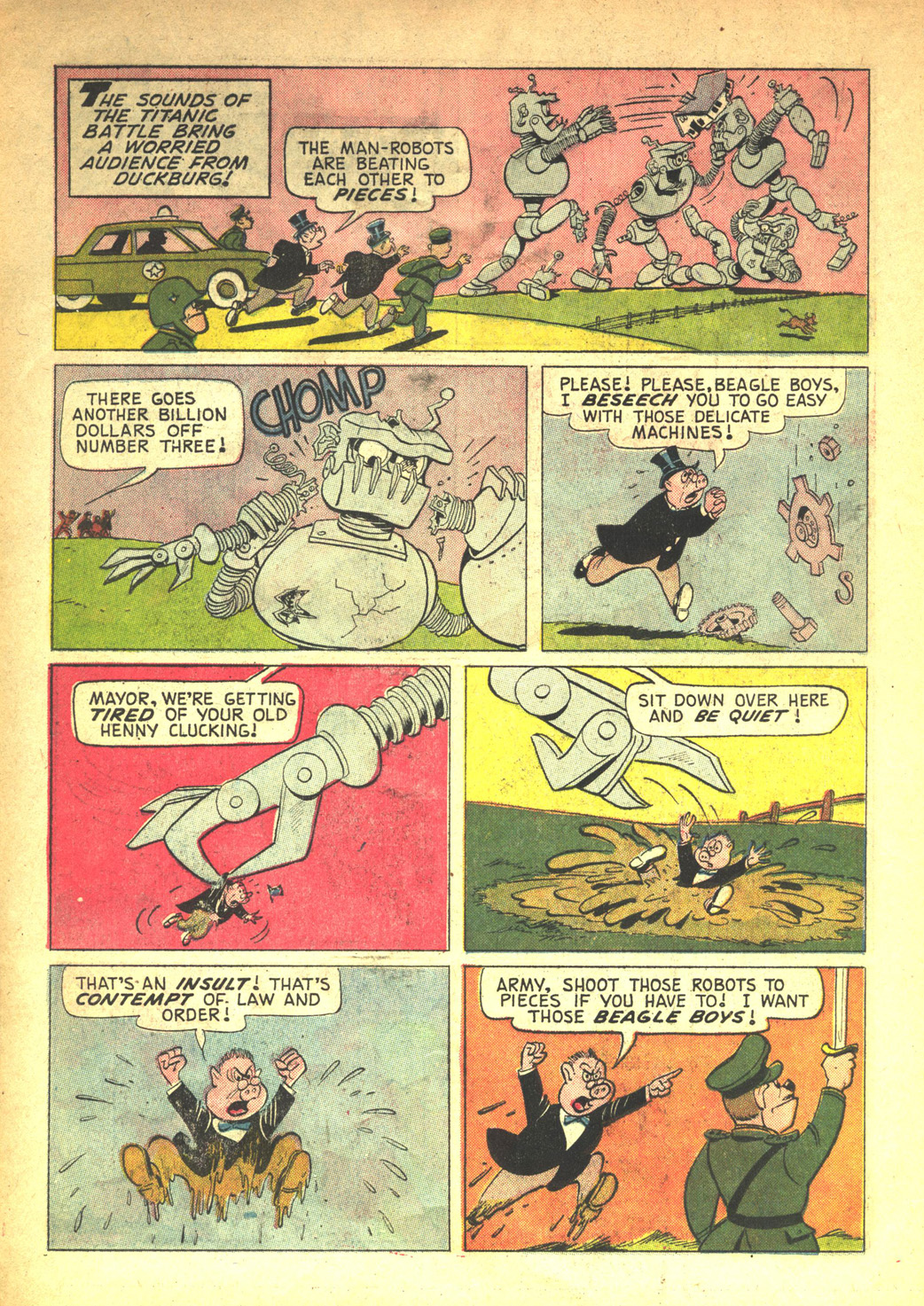 Uncle Scrooge (1953) Issue #58 #58 - English 22