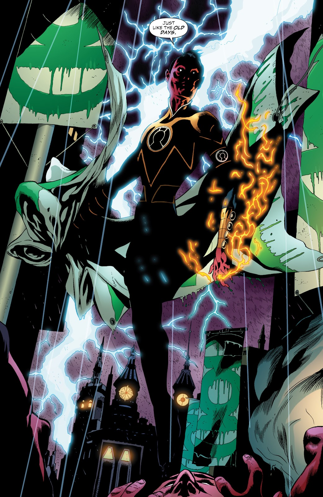 Green Lantern: The Sinestro Corps War Full #1 - English 75