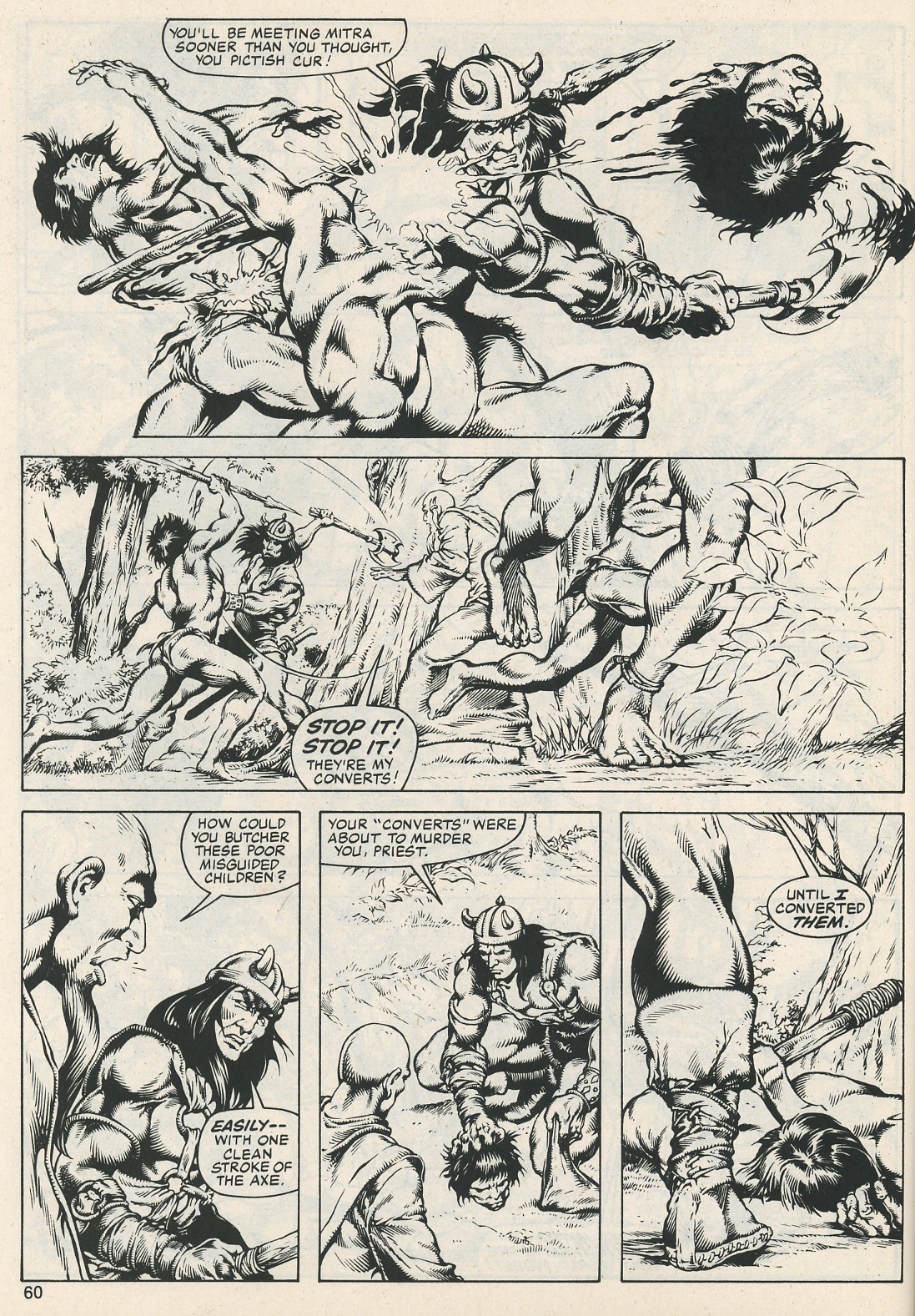 The Savage Sword Of Conan Issue #112 #113 - English 62