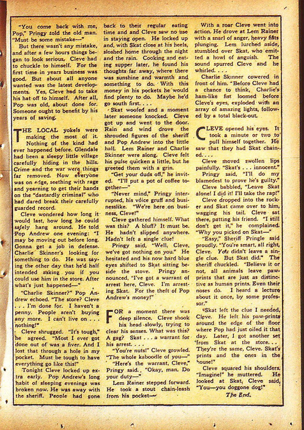 Sub-Mariner Comics Issue #10 #10 - English 24