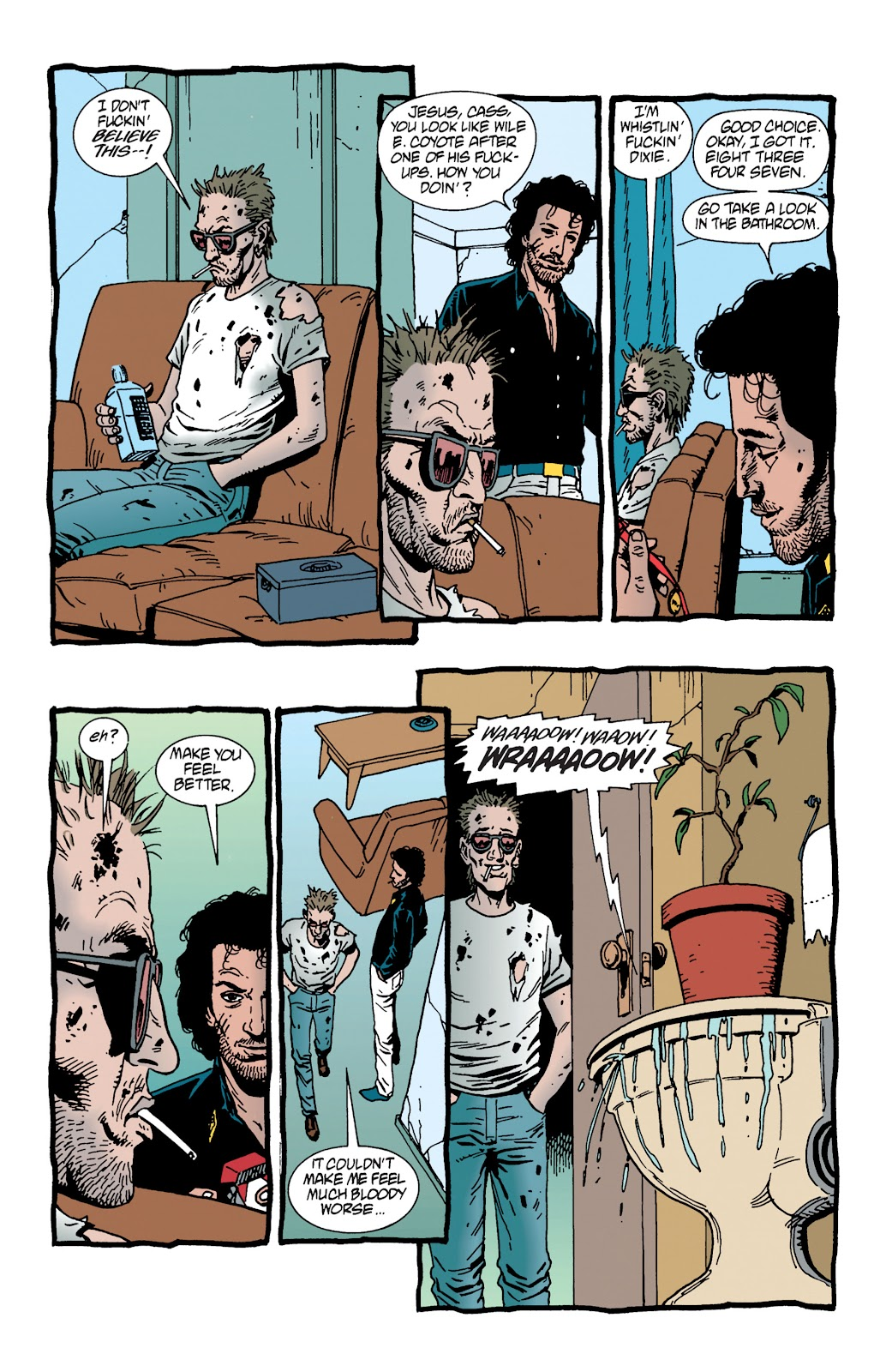 Preacher Issue #14 #23 - English 13
