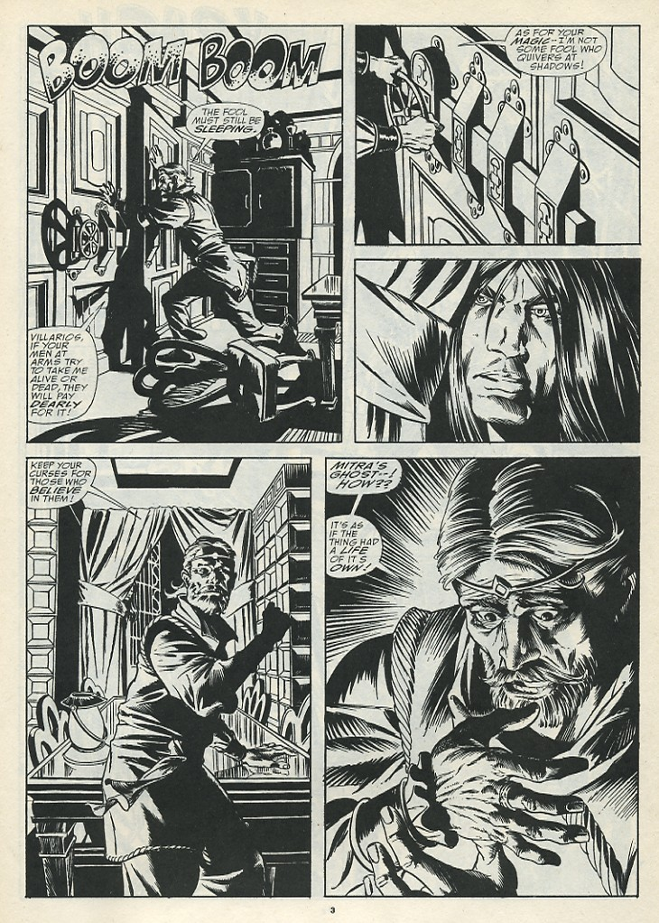 The Savage Sword Of Conan Issue #185 #186 - English 5