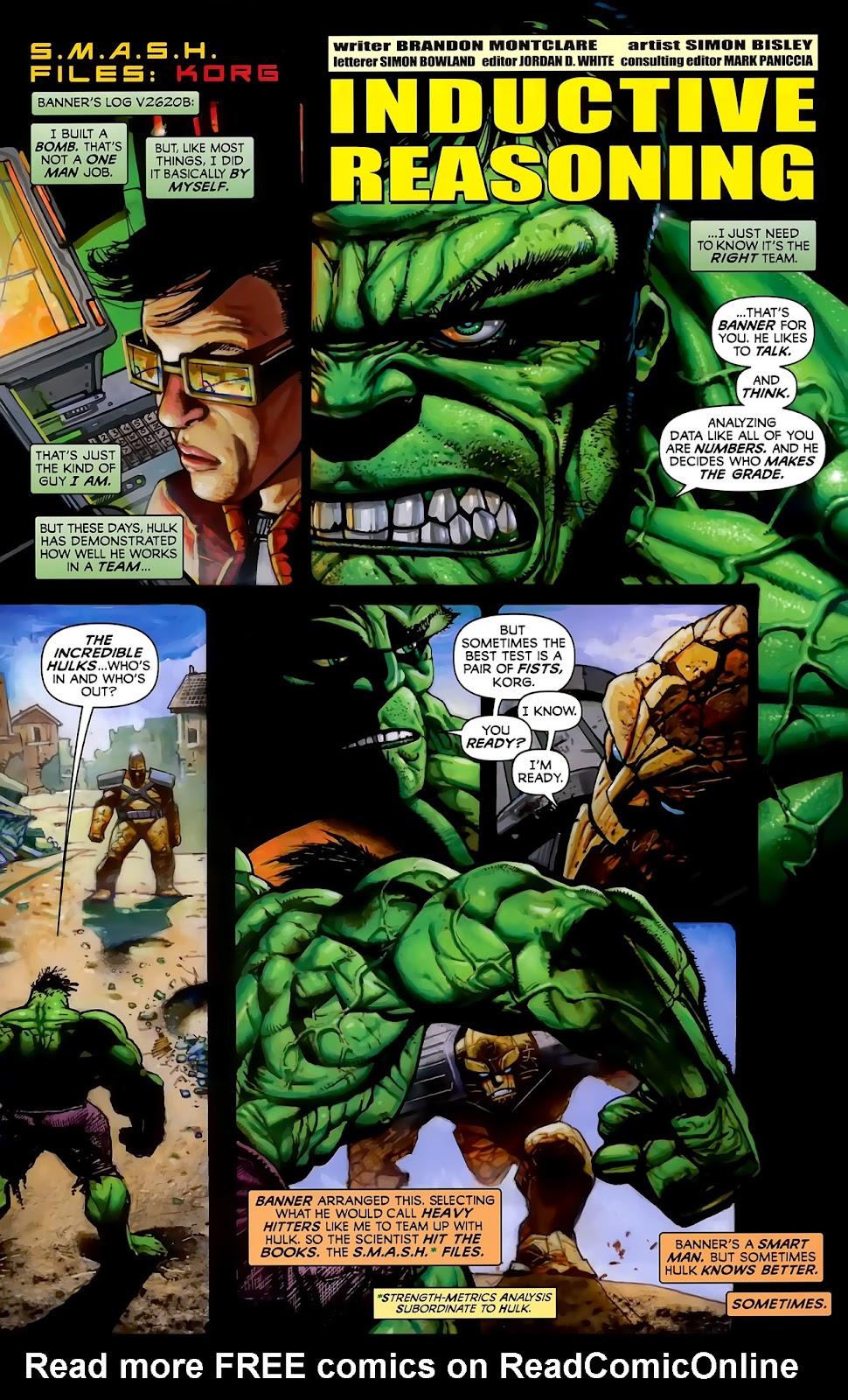 Incredible Hulks (2010) Issue #620 #10 - English 25