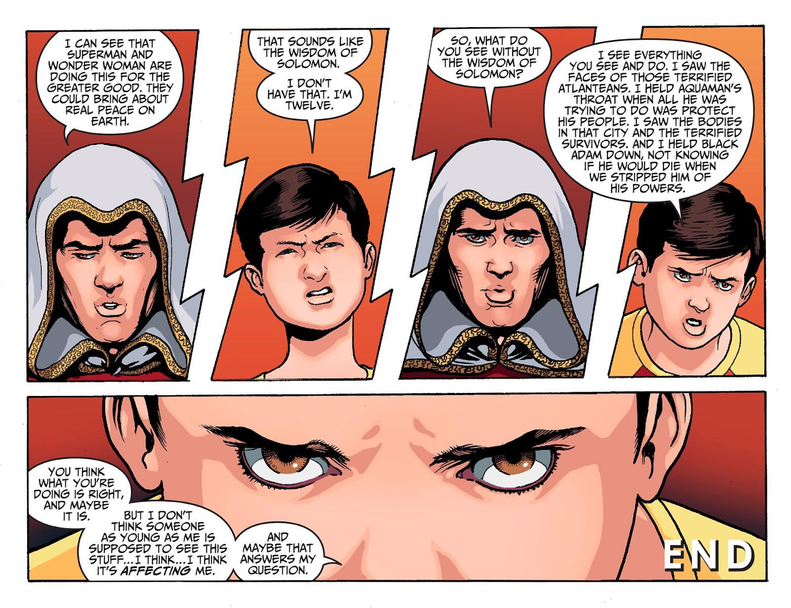 Injustice: Gods Among Us [I] Issue #19 #20 - English 22