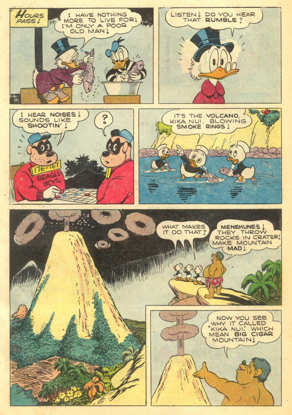 Uncle Scrooge (1953) Issue #4 #4 - English 30
