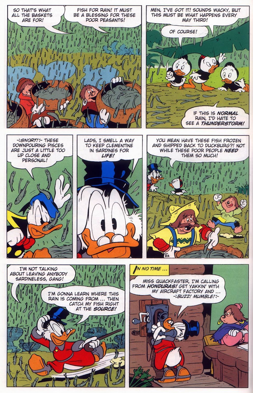 Uncle Scrooge (1953) Issue #316 #316 - English 14