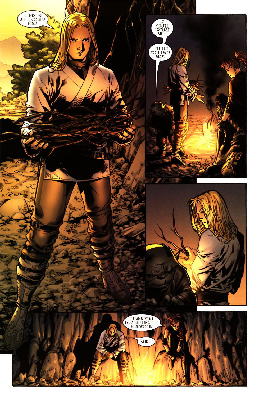 Read online Scion comic -  Issue #15 - 9