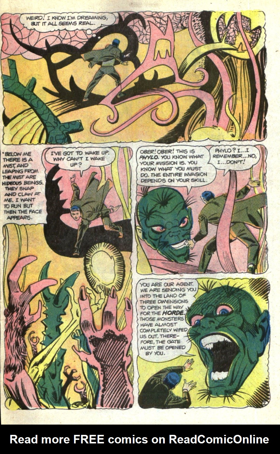 Read online Scary Tales comic -  Issue #21 - 15